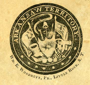 Territorial Seal, 1832