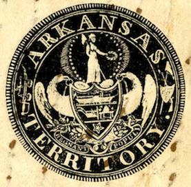 Territorial Seal, 1835