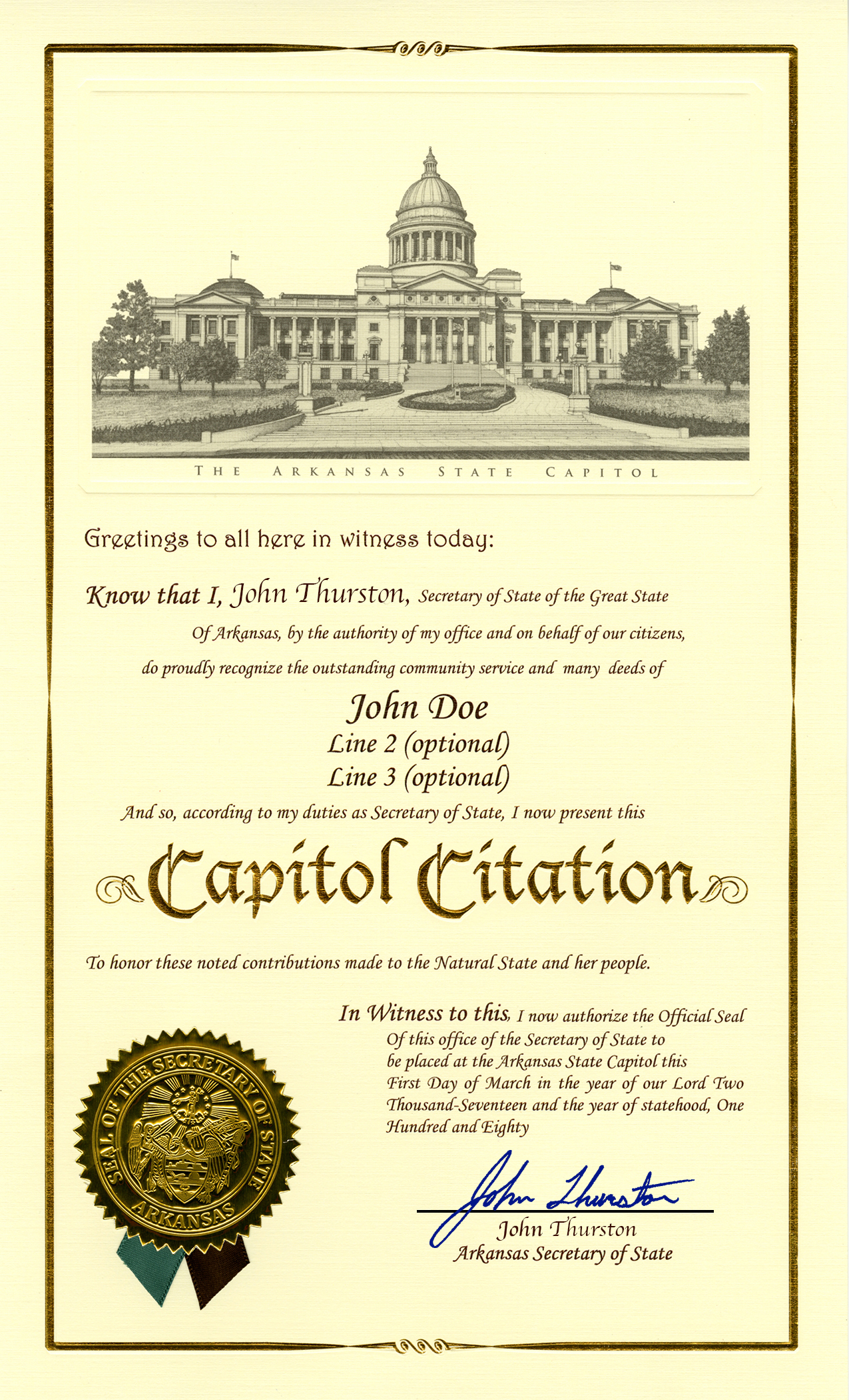 Capitol Citation