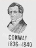 Conway 1836 - 1840